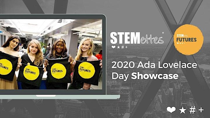 Stemettes '2020 Ada Lovelace Day' Showcase image
