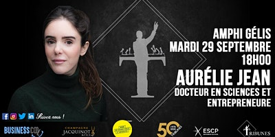 Tribunes reçoit Aurélie Jean