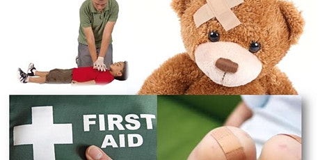 Paediatric First Aid Level 3 (2 Day Course) tickets