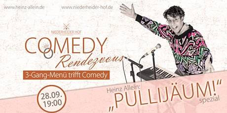 Comedy Rendezvous Tickets