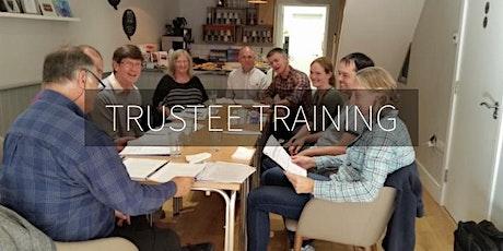 AFVS Trustee Training - Roles & Responsibilities tickets