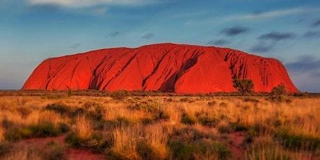 Journey to Uluru -Mother Earth's Solar Plexus Chakra - Remember Your Power tickets