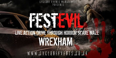 FESTEVIL - LIVE ACTION DRIVE THROUGH HORROR MAZE tickets