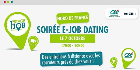 E-Job Dating Nord et Pas-de-Calais : décrochez un emploi dans votre région billets
