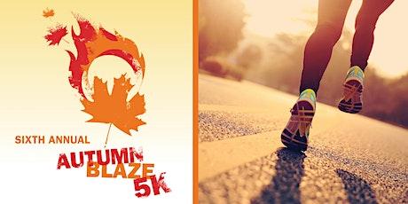 Autumn Blaze Virtual 5K tickets