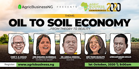 AGRICBUSINESS AFRICA CONFERENCE  2020 tickets