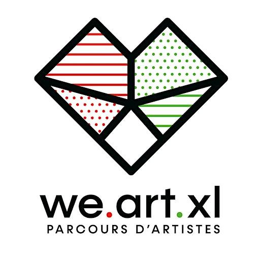 We Art XL logo
