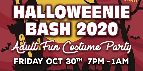 Halloweenie Bash 2020 tickets
