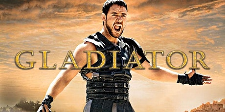 Drive in bioscoop - Gladiator tickets