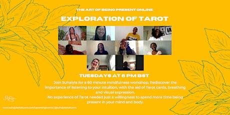 Exploration of Tarot tickets