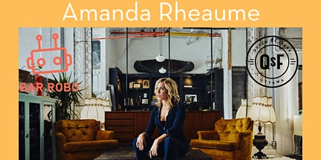 Amanda Rheaume [SONG X CHANGE SESSIONS] at Queen St Fare tickets
