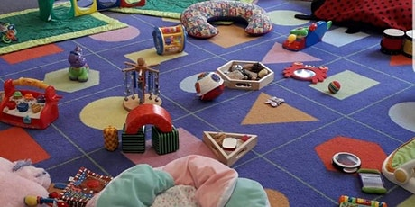 New Parent Group: Rhymes & Stories at Brookhill Children Centre tickets