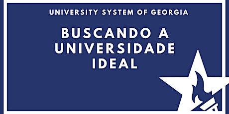 Buscando a universidade ideal com University System of Georgia ingressos