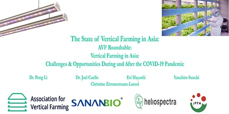 Webinar: The State of Vertical Farming in Asia tickets