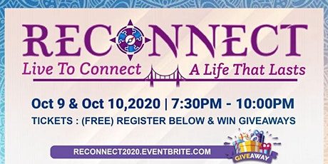 MIReconnect Live to Connect: A Life that Lasts tickets
