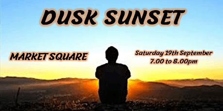 Kildare Town Wellness Weekend ~ Dusk Sunset tickets