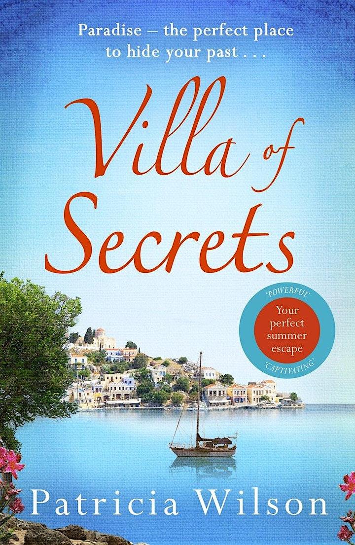 Libraries Week - Virtual Book Group Session - Villa of Secrets image