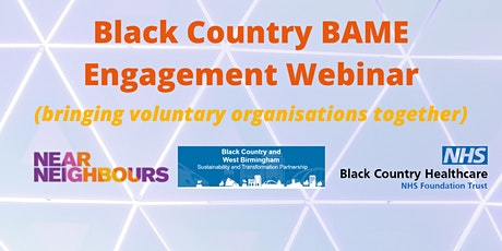 Black Country BAME engagement event tickets
