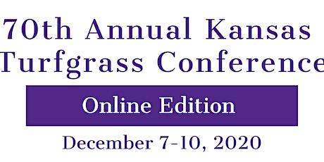 2020 Sponsorship Opportunities - Online Kansas Turfgrass Conference tickets