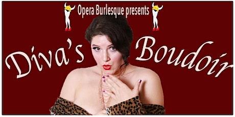 Diva's Boudoir- Halloween Spooktacular! tickets