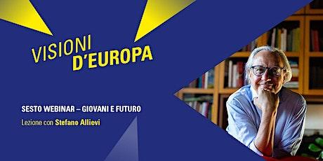 La condizione demografico-sociale del mondo giovanile nell'UE biglietti