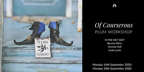 Plum Workshop : Of Courserous (weekly for members only) tickets