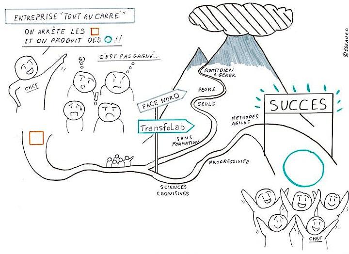 Image pour TransfoLab : des ateliers pour faciliter la transformation de vos équipes