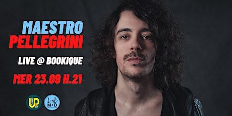 Maestro Pellegrini live #StandUpTn biglietti