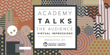 Academy Talks: The Audience | Virtual Impressions tickets