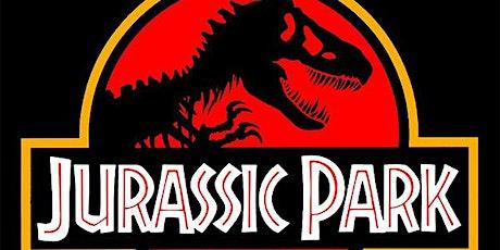 Drive in bioscoop - Jurassic Park tickets