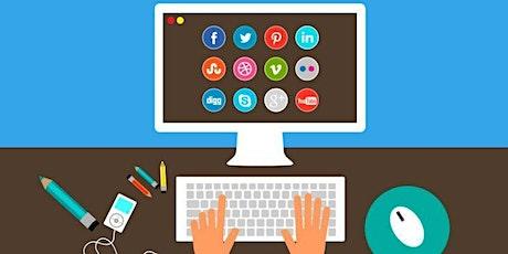 Aprende cómo maximizar tus redes sociales Semenario Avanzado tickets