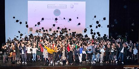 Cérémonie de remise des diplômes  invités - Lycée Notre Dame le Ménimur billets