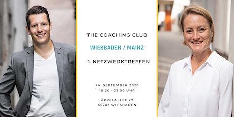 1. Netzwerktreffen von the coaching club Wiesbaden/Mainz Tickets
