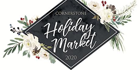 Cornerstone Holiday Market tickets