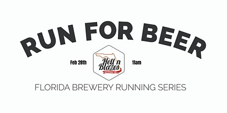 Beer Run Hell 'n Blazes Brewing |2020-2021  Florida Brewery Running Series tickets