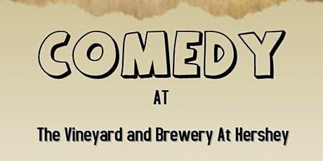 Comedy Central's Andy Haynes at The Vineyard and Brewery at Hershey tickets
