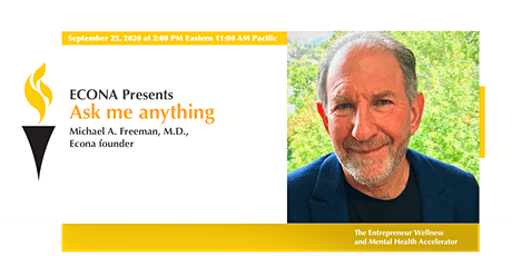 Ask me anything with Dr Michael A. Freeman, M.D. tickets