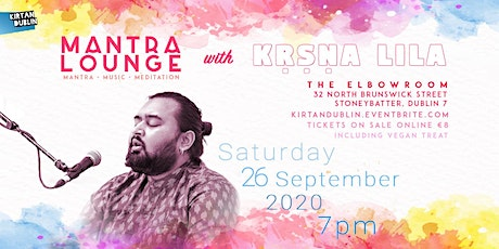 Mantra Lounge - Mantra • Music • Meditation w/ Krsna Lila tickets