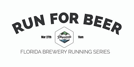 Beer Run Playalinda Brewing Co |2020-2021  Florida Brewery Running Series tickets