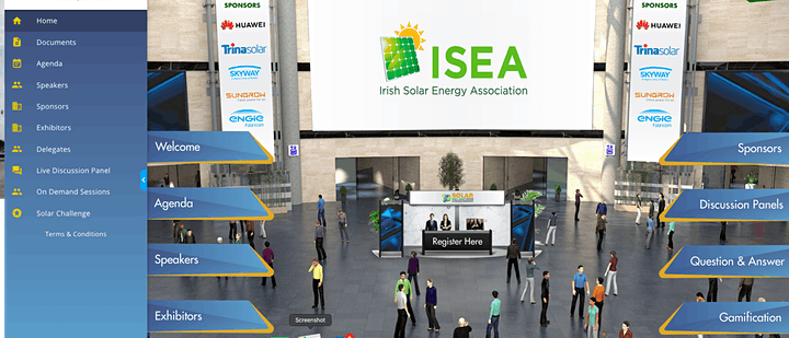 ISEA Solar Ireland 2021 image