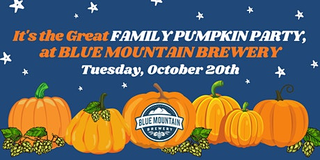 Family Pumpkin Party tickets