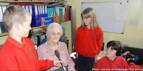 HA Webinar: Using oral history in the classroom tickets
