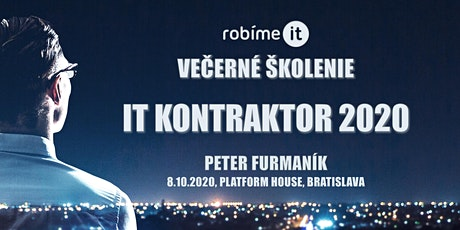 IT kontraktor 2020 tickets