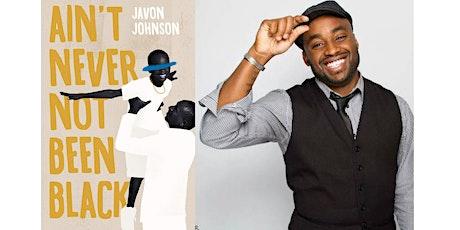 Virtual Author Story time Javon Johnson tickets