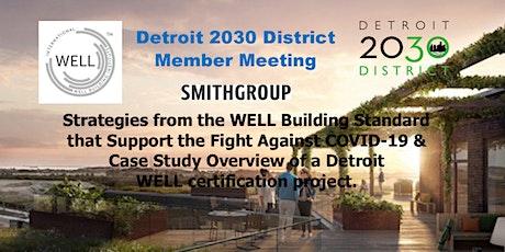 Detroit 2030 District Member Meeting ingressos
