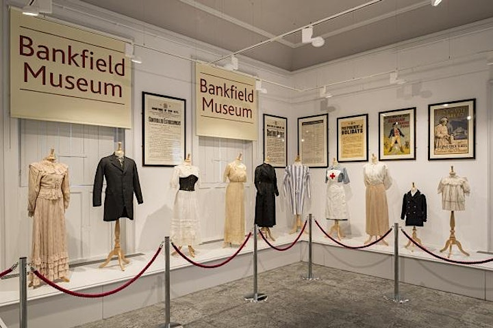 Bankfield Museum Admission image