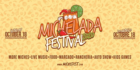 Houston Michelada Festival 2020! tickets