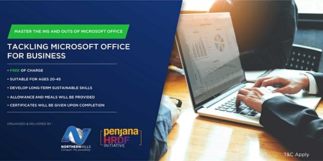 Tackling Microsoft Office for Business tickets