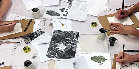 School Holiday Natural Neighbourhood Drawing Workshop with Louise Flaherty tickets
