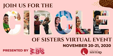 WBLS Circle of Sisters 2020 boletos